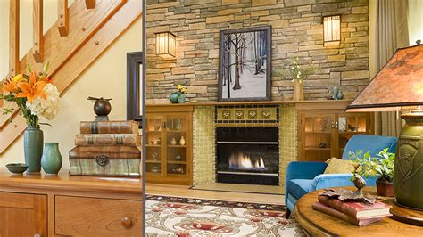Arts And Crafts Home Interiors by Home Boston Design And Interiors Inc