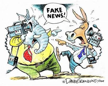 Fake Granlund Cartoon Partisan Dave Politics Politicalcartoons