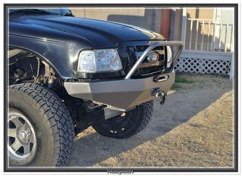 prerunner ranger bumper off road bumpers ford ranger wild steel pinterest