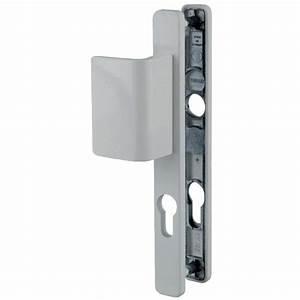 Poignée De Porte Vachette : poign e de porte pali re blanche cl i entraxe 70 mm ~ Premium-room.com Idées de Décoration