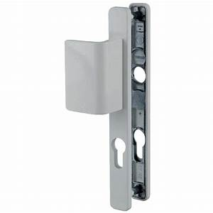poignee de porte paliere blanche cle i entraxe 70 mm With poignee de porte blanche