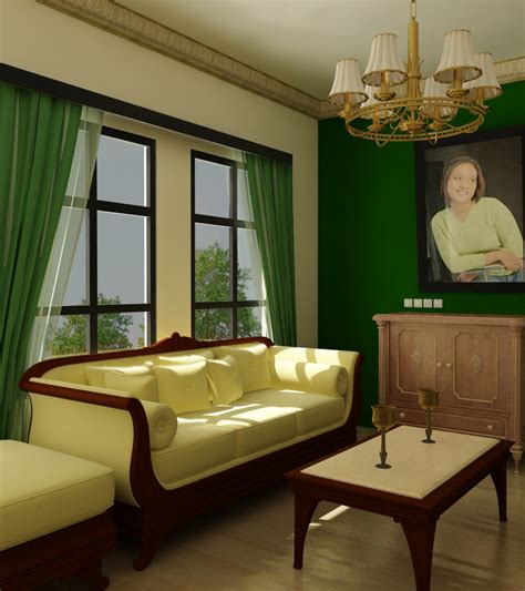 green livingroom goin 39 green green decorating ideas for your home