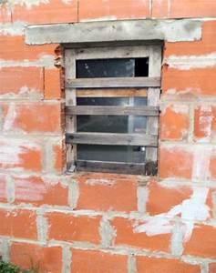 Pose Fenetre En Feuillure : comment installer une fen tre dans un mur en brique creuse ~ Dailycaller-alerts.com Idées de Décoration