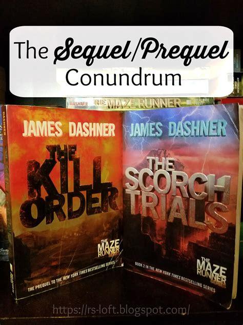The Sequel/Prequel Conundrum