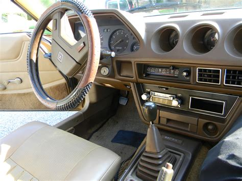 1979 Datsun 280zx Interior Pictures To Pin On Pinterest