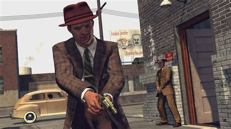L.A. Noire (PS4 / PlayStation 4) Game Profile   News ...