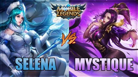 New Hero Selena And Mystique Skills And