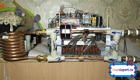 Вихревой индукционный нагреватель . советы электрика