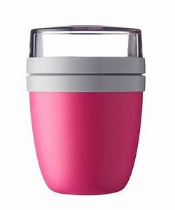 Müsli To Go Becher Dm : lunchpot ellipse m slibecher joghurtbecher m sli joghurt becher to go in verschiedenen farben ~ Eleganceandgraceweddings.com Haus und Dekorationen