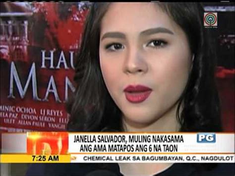 janella salvador and juan miguel salvador janella meets dad juan miguel after six years youtube
