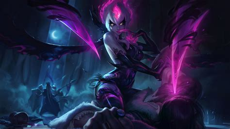 classic evelynn splash art league  legends