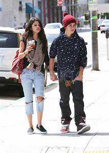 Selena Gomez and Justin Bieber went to lunch together ...