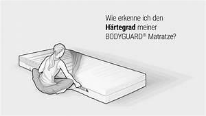 Bett1 De Matratzen : erkl rt wie erkenne ich den h rtegrad meiner ~ Watch28wear.com Haus und Dekorationen