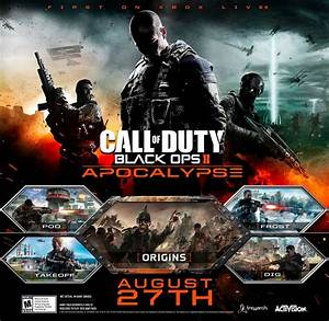 Download Now Call Of Duty Black Ops 2 Apocalypse DLC On