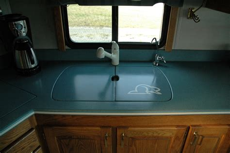 sink covers for kitchens 1995 beaver patriot 37 trenton for 5276