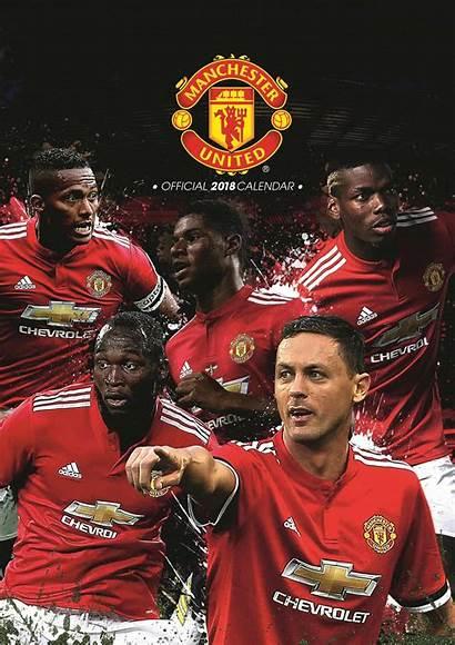 Manchester United Utd Wallpapers Calendar Fc League