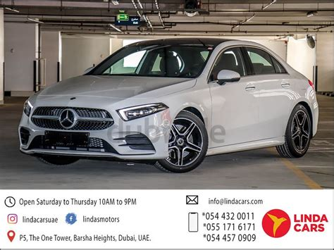 It rides and drives well, and it hosts exceedingly clever technology features. Mercedes-Benz A-Class 2020 : Mercedes-Benz A250 AMG Sedan GCC under Agency Warranty with Zero ...