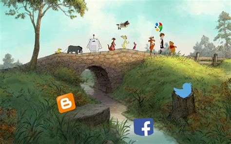 The Hundred Acre Wood Of Digital Marketing And Seo