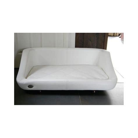 canapé pour chien canapé pour chien original blanco fauteuil pour chien cuir panier pour chien