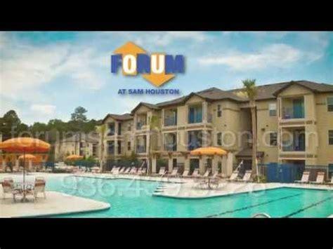 Forum Apartments Huntsville Tx by Forum Sam Houston Student Apartments In Huntsville Tx