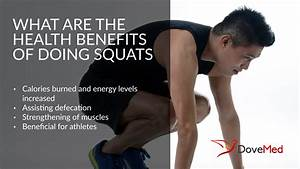 What Are The Health Benefits Of Doing Squats