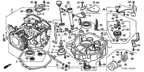 Honda Engines Gxva Engine Usa Vin Gjada