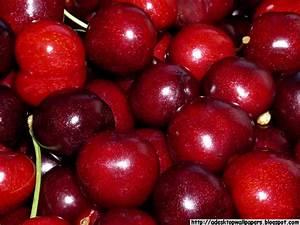 Cherry Cherries Fruit Desktop Wallpapers