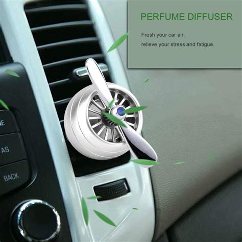 2018 Wholesale Round Shaped Car Air Freshener Vent Clip