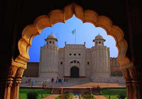Lahore Fort   The Lahore Fort, locally referred to as ...