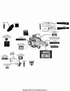 Troy Bilt 17wf2acp011 Mustang Xp  2012  Parts Diagram For