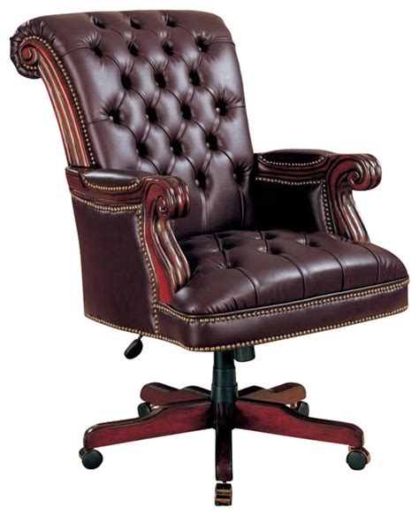 swing up coffee table coaster coaster office chair in brown finish 800142