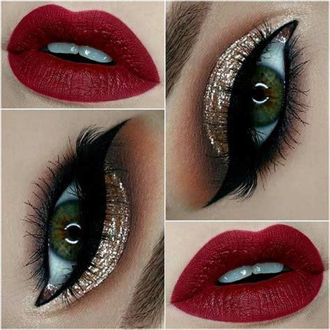 christmas makeup ideas  copy  season crazyforus