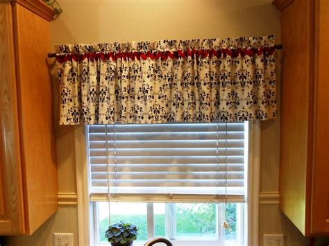 country kitchen valances for windows kitchen stunning butterick valance patterns for windows 8465