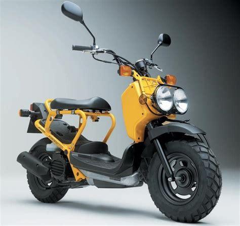 Modifikasi Vespa Mini by Honda Zoomer Modifikasi Sepeda Motor Motorcycles