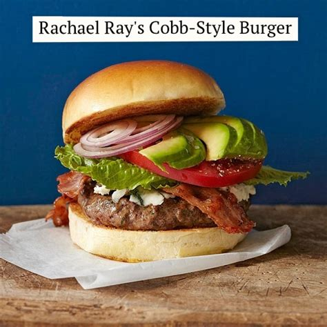 Rachael Ray Turkey Burger Recipes