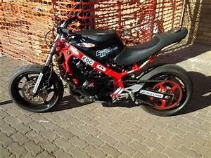 Honda Stunt Bike