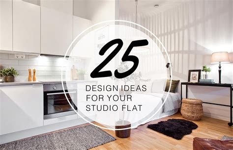 home floor and decor 25 stylish design ideas for your studio flat the luxpad