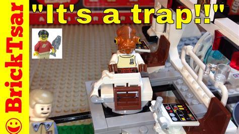 Lego Star Wars 7754 Home One Mon Calamari Star Cruiser