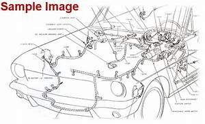 1964 Mustang Wiring Diagrams Factory Manual