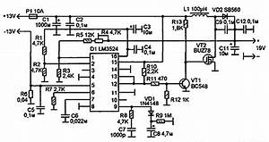 Car Dc To Dc Converter For Laptops