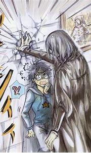 Harry Potter, Severus Snape | ハリーポッターのアニメ, ハリポタ, ハリー・ポッターのアート