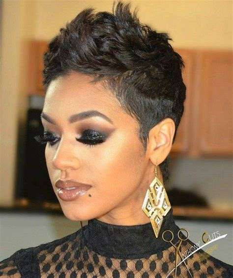 60 great short hairstyles for black women pixie