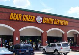 dallas locations bear creek family dentistry