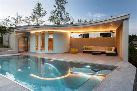 poolhaus architekt dipl ing matthias viehhauser