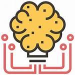 Learning Icon Machine Ai Brain Intelligence Science