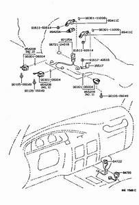 Toyota Land Cruiser Wire  Transmission  Electrical