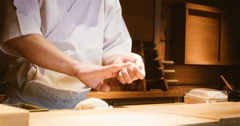 penggemar shota  sushi  menjadi chef sushi   mendapatkan bintang michelin