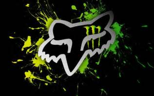 Fox and Monster Energy Logo