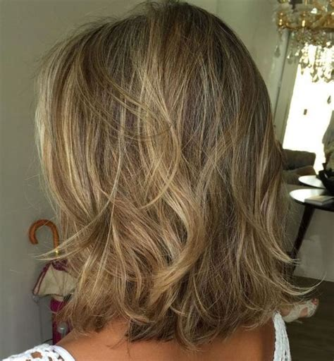 22 Superb Medium Length Hairstyles for Thick Hair 2019