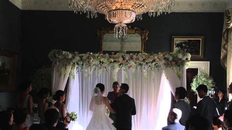 galway wedding ceremony singer piano player sean de